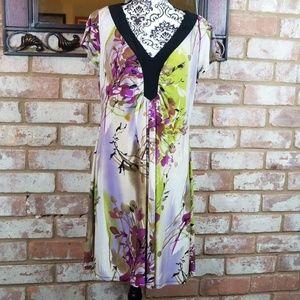 Ladies Floral Dress